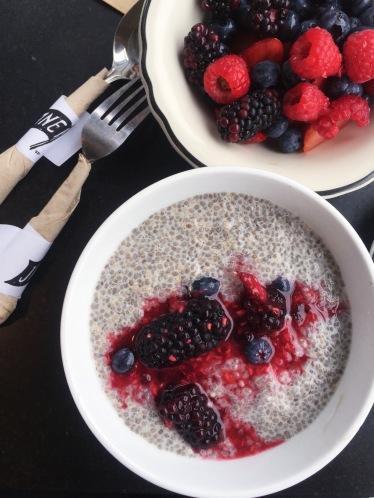 Chia Pudding Parfait from Jane.